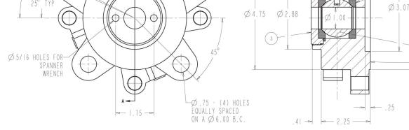 2D-CAD-Zeichnung / Bild: pbmvalve.com